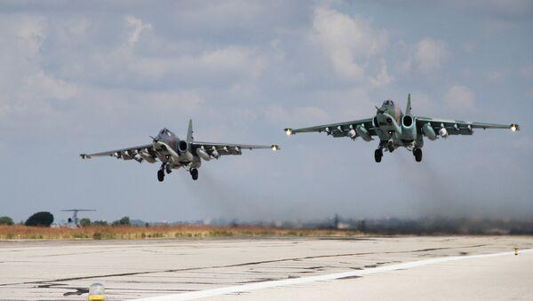Base aérienne russe de Hmeimim, en Syrie - Sputnik France