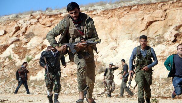 Rebelles syriens - Sputnik France