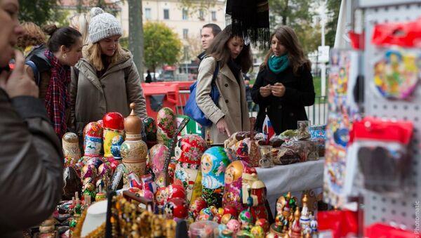 Festival Feel Russia à Lyon - Sputnik France