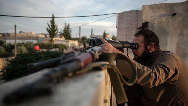 Combattant de l'opposition syrienne. Archive photo - Sputnik France