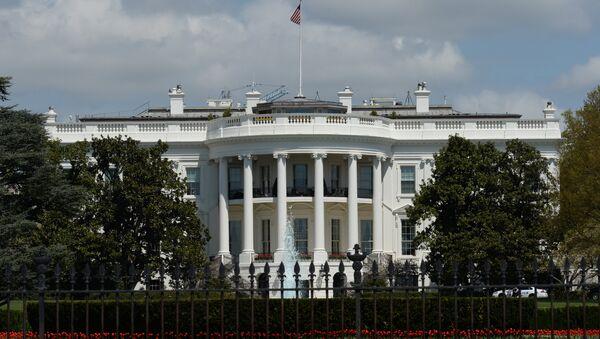 La Maison-Blanche, Etats-Unis - Sputnik France
