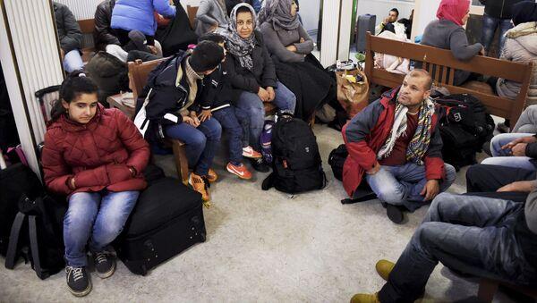 Réfugiés irakiens en Finlande - Sputnik France