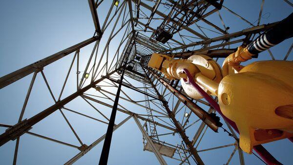 Le gisement de gaz - Sputnik France