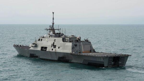 US Navy - Sputnik France
