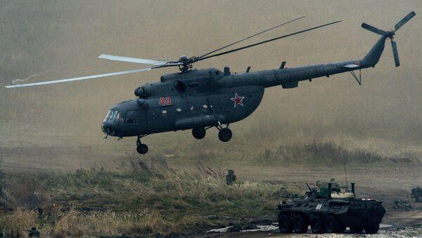 La Marine russe s'exerce à éliminer des terroristes - Sputnik France
