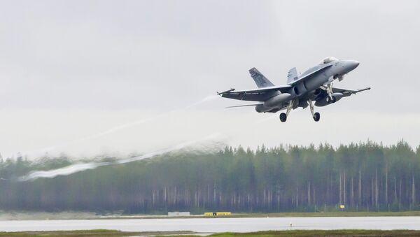 F/A-18 Hornet jet suisse - Sputnik France