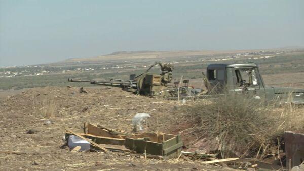 Syrie: l'armée progresse dans la province de Quneitra - Sputnik France