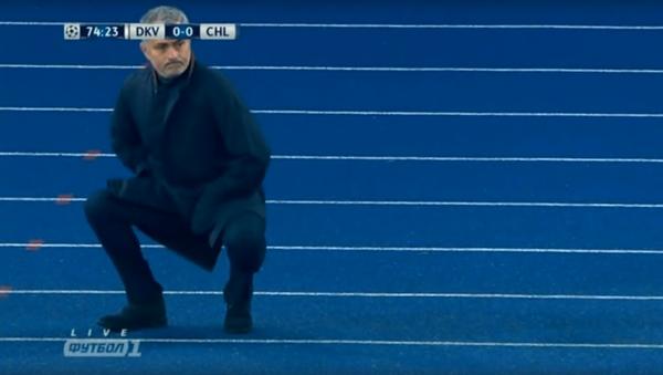 José Mourinho montre ses talents de danseur - Sputnik France