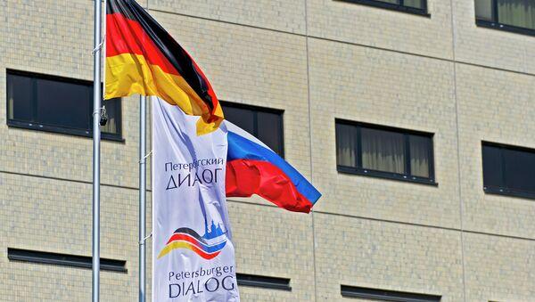 Russie-Allemagne: le Dialogue de Saint-Pétersbourg reprend des couleurs - Sputnik France