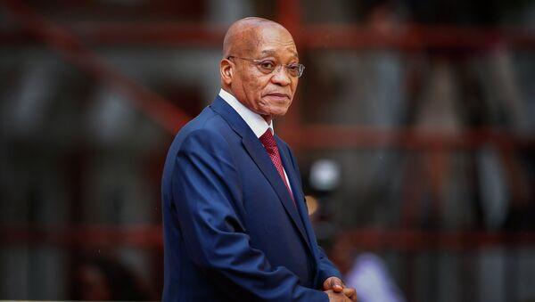 Jacob Zuma - Sputnik France