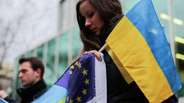 L'Ukraine est aussi loin de l'Europe qu'il y a deux ans - Sputnik France