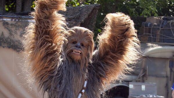 Chewbacca (archives) - Sputnik France
