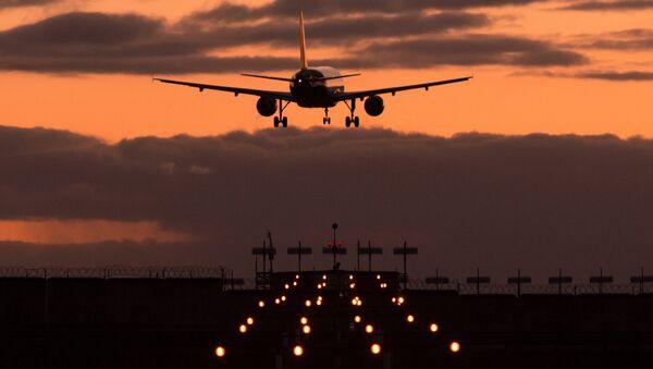 Aéroport - Sputnik France
