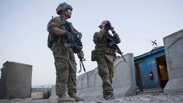 Les militaires américains en Afghanistan - Sputnik France