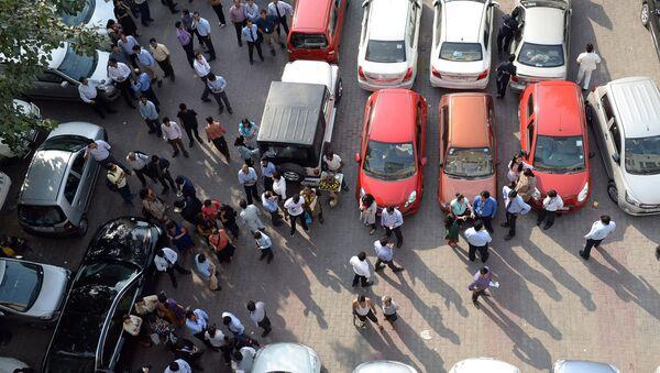 L'Inde interdit les voitures de luxe au diesel - Sputnik France