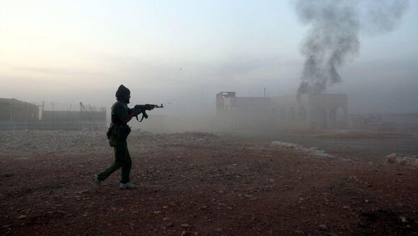 Situation en Syrie, dans la ville d'Alep - Sputnik France