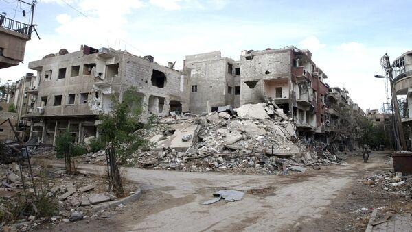 Damas, Syrie - Sputnik France