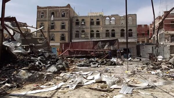 L'hôpital de MSF au Yémen - Sputnik France