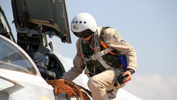 Militaire russe en Syrie - Sputnik France