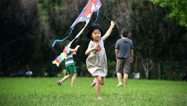 enfants, Chine - Sputnik France