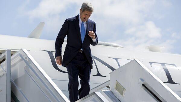 John Kerry - Sputnik France