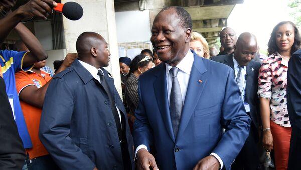 Alassane Ouattara - Sputnik France