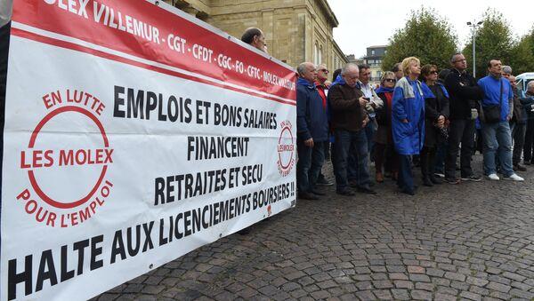 Le chômage - Sputnik France