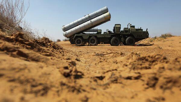 Missile russe S-300 - Sputnik France