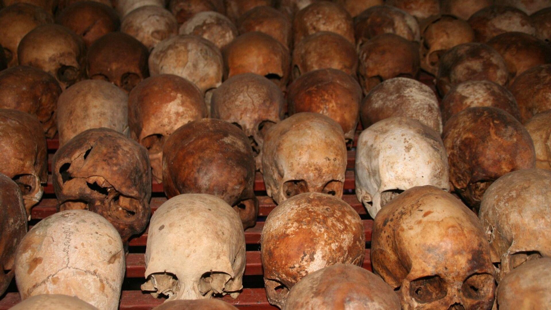 Genocide Memorial - Sputnik France, 1920, 24.09.2021