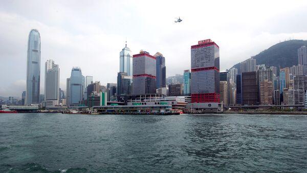 Mer de Chine,Hong Kong - Sputnik France