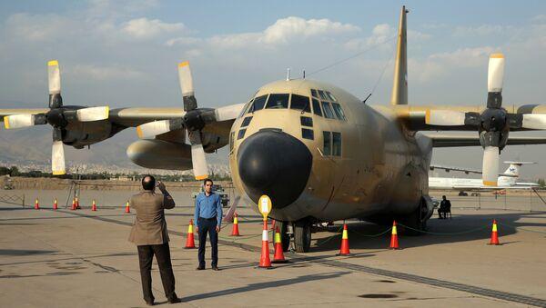 Hercules C-130 iranien - Sputnik France