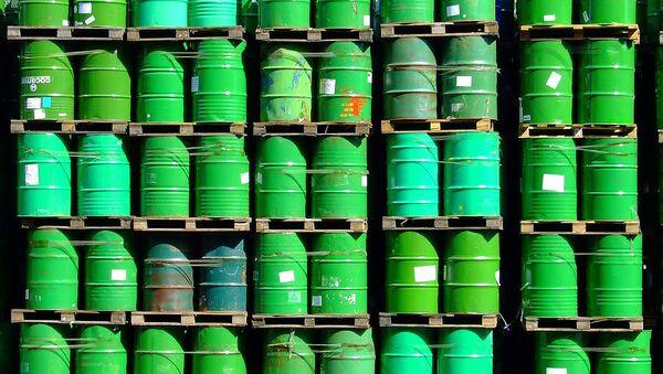 barils de pétrole - Sputnik France