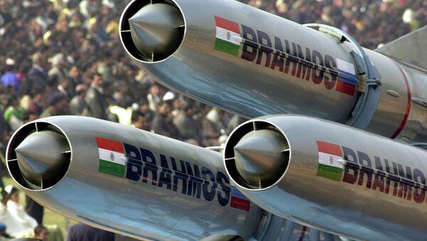 Missile supersonique indien BrahMos - Sputnik France