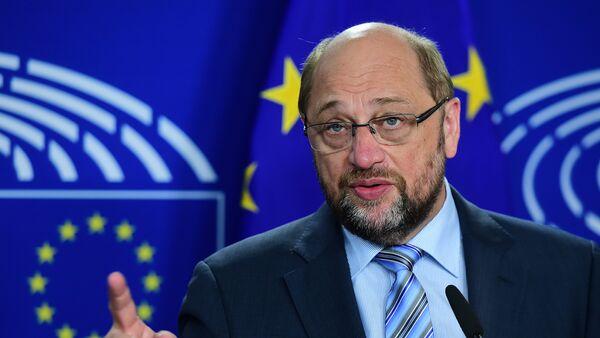 Martin Schulz, président du Parlement européen - Sputnik France