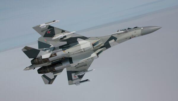 Chasseur Su-35 - Sputnik France
