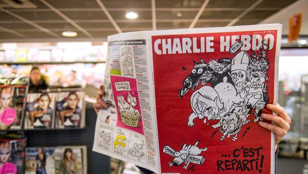 Charlie Hebdo - Sputnik France
