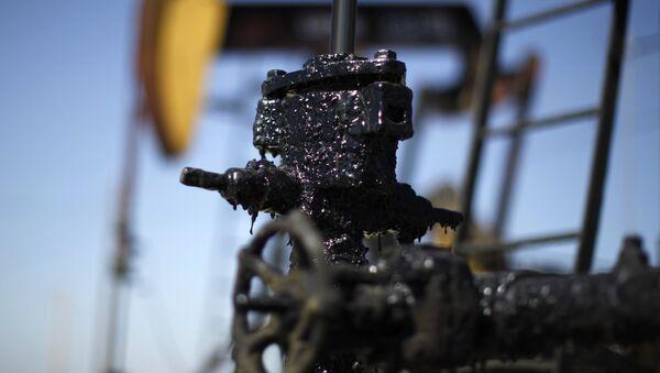 Production de pétrole (archives) - Sputnik France