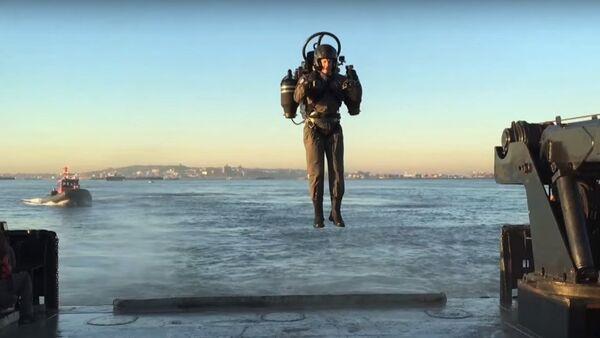 Jetpack: bientôt tous des hommes-oiseaux? - Sputnik France