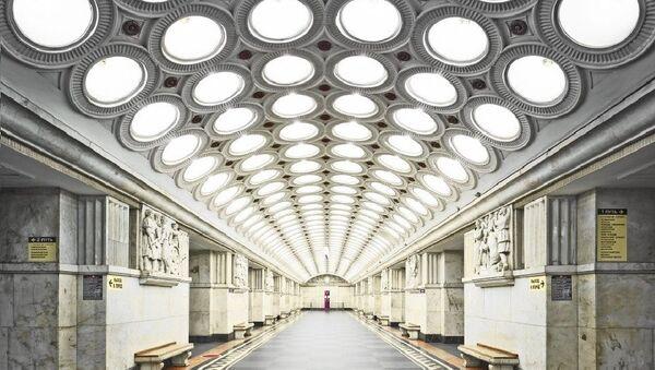 Station de métro Electrozavodskaya - Sputnik France