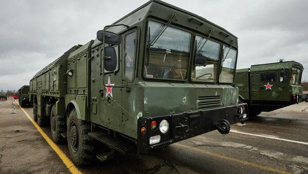 Les missiles Iskander à Kaliningrad chopent un satellite espion US - Sputnik France