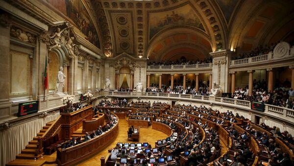 Le parlement portugais - Sputnik France