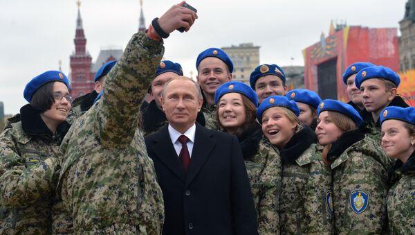 Poutine à propos de la course aux armements - Sputnik France