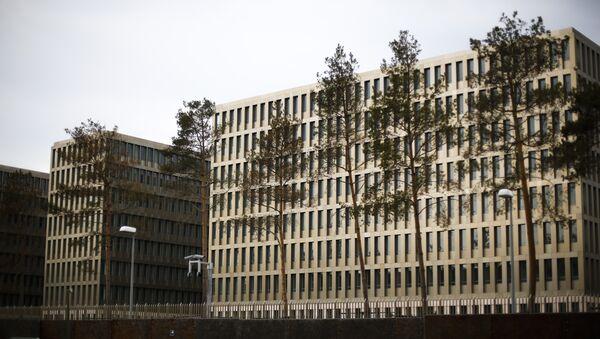 Siège du Service fédéral de renseignement allemand (BND) - Sputnik France