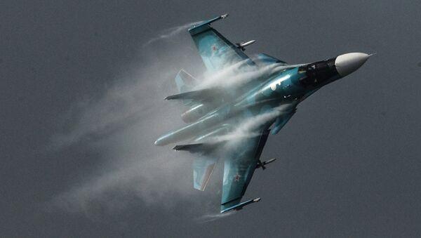 Un Sukhoi Su-34 - Sputnik France