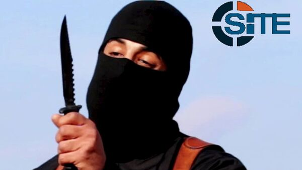 Mohammed Emwazi, bourreau de l'EI - Sputnik France