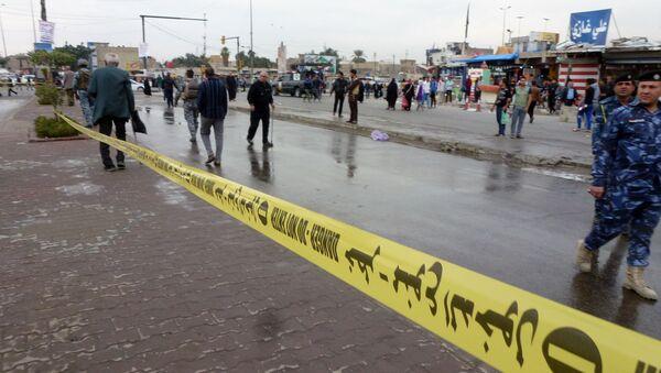 Police à Bagdad - Sputnik France