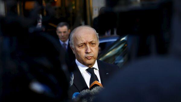Laurent Fabius - Sputnik France
