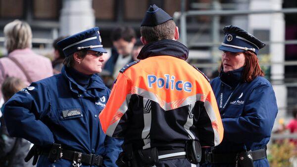 la police belge - Sputnik France