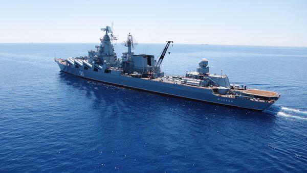 Совместные военные учения России и Китая в Средиземном море - Sputnik France