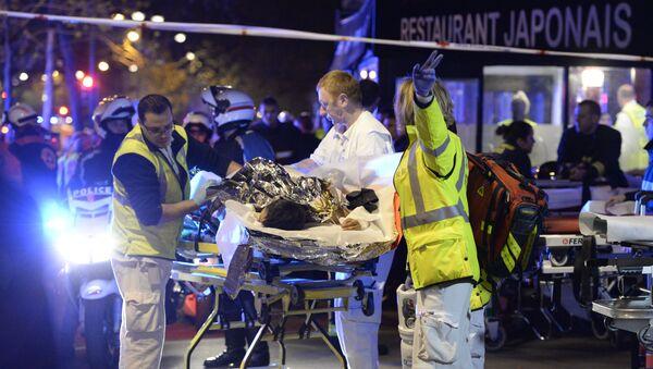Victimes de l'attehtat au Bataclan - Sputnik France